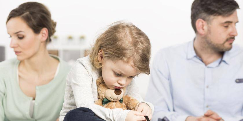 Banker & House - 4 Divorcio hijos