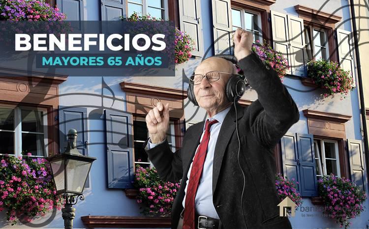 Banker & House - Beneficios de la venta de vivienda habitual para mayores de 65 anos 1