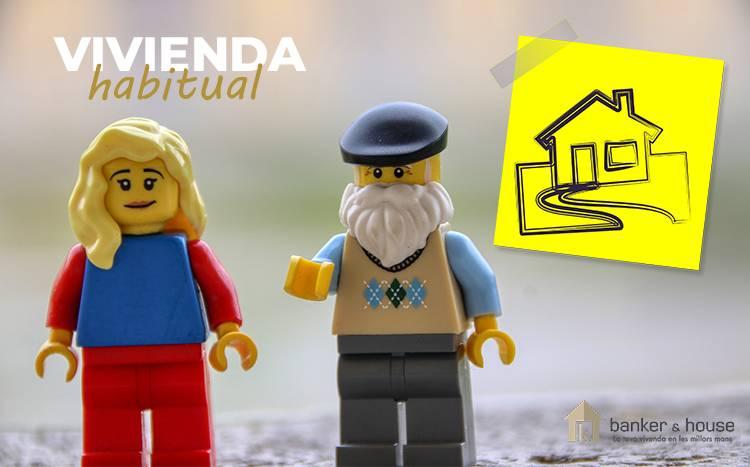 Dos clics de playmobil mayores - venta de la vivienda habitual