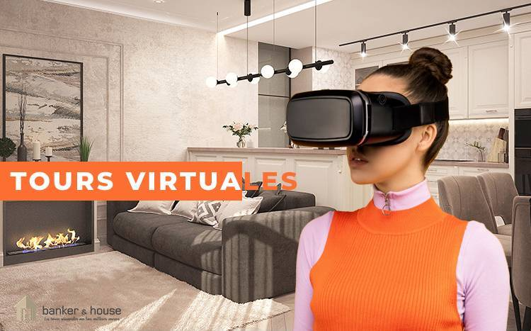 Los tours virtuales son una excelente opción
